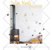 Durable Haakpakket Jolie Noël Ornaments