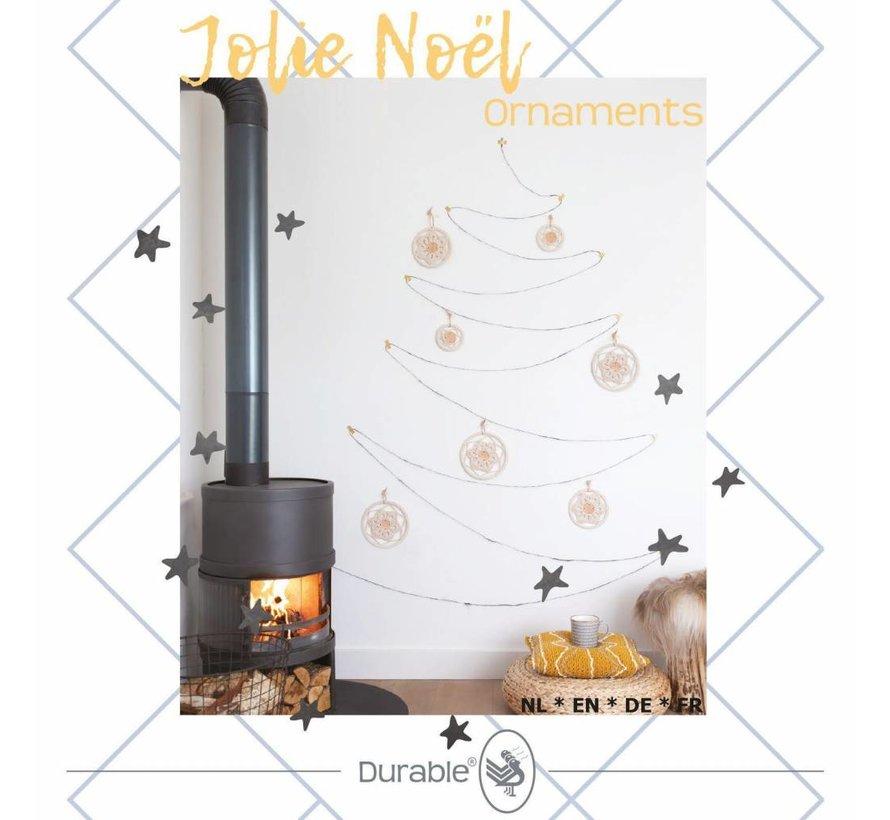Haakpakket Jolie Noël Ornaments
