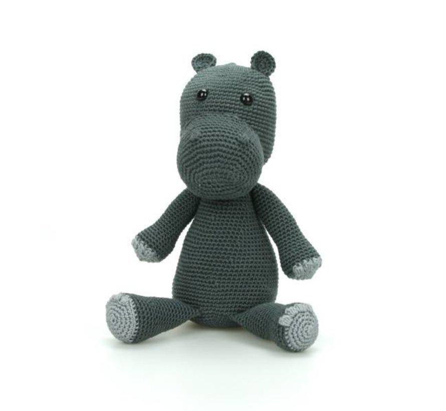 Haakpakket Nijlpaard Nero