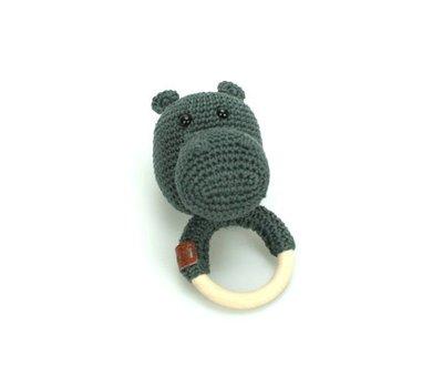 Marlaine Haakpakket Nijlpaard Nero Rammelaar