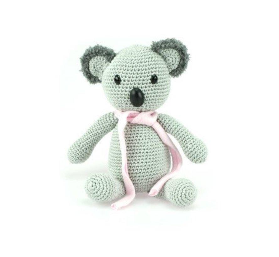 Haakpakket Koala Ivy