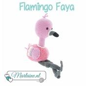 Marlaine Haakpatroon Flamingo Faya PDF