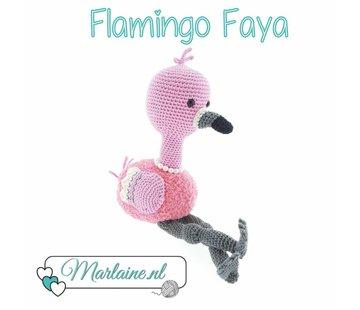 Marlaine Haakpatroon Flamingo Faya Download