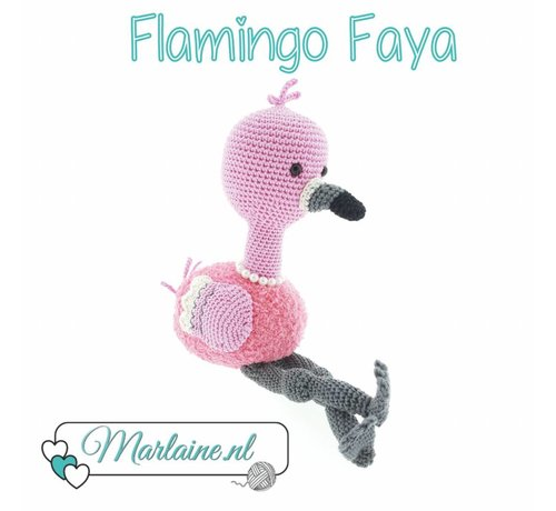 Marlaine Haakpatroon Flamingo Faya Download