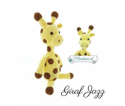 Marlaine Haakpatroon Giraffe Jazz Download