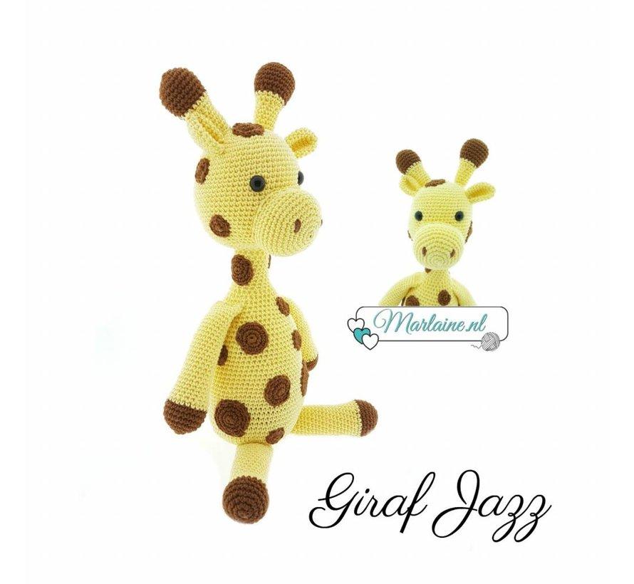 Haakpatroon Giraffe Jazz PDF