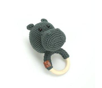 Marlaine Haakpatroon Nijlpaard Nero Rammelaar Download