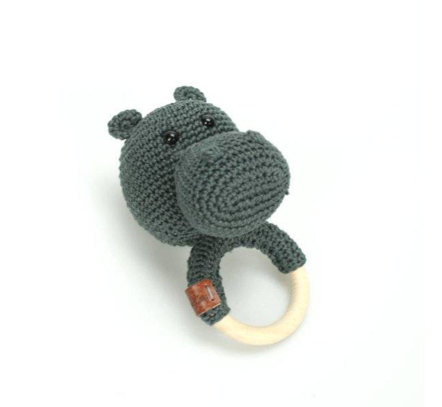 Haakpatroon Nijlpaard Nero Rammelaar Download