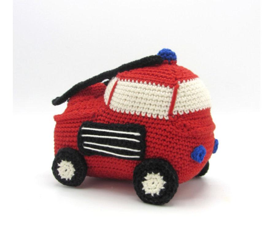 Hardicraft Haakpakket Brandweerauto