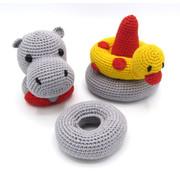 Hardicraft Hardicraft Haakpakket Stapeltoren Konijn Bunny