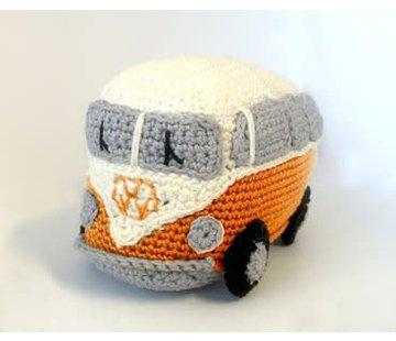 Hardicraft Hardicraft Haakpakket Retro VW Bus Oranje