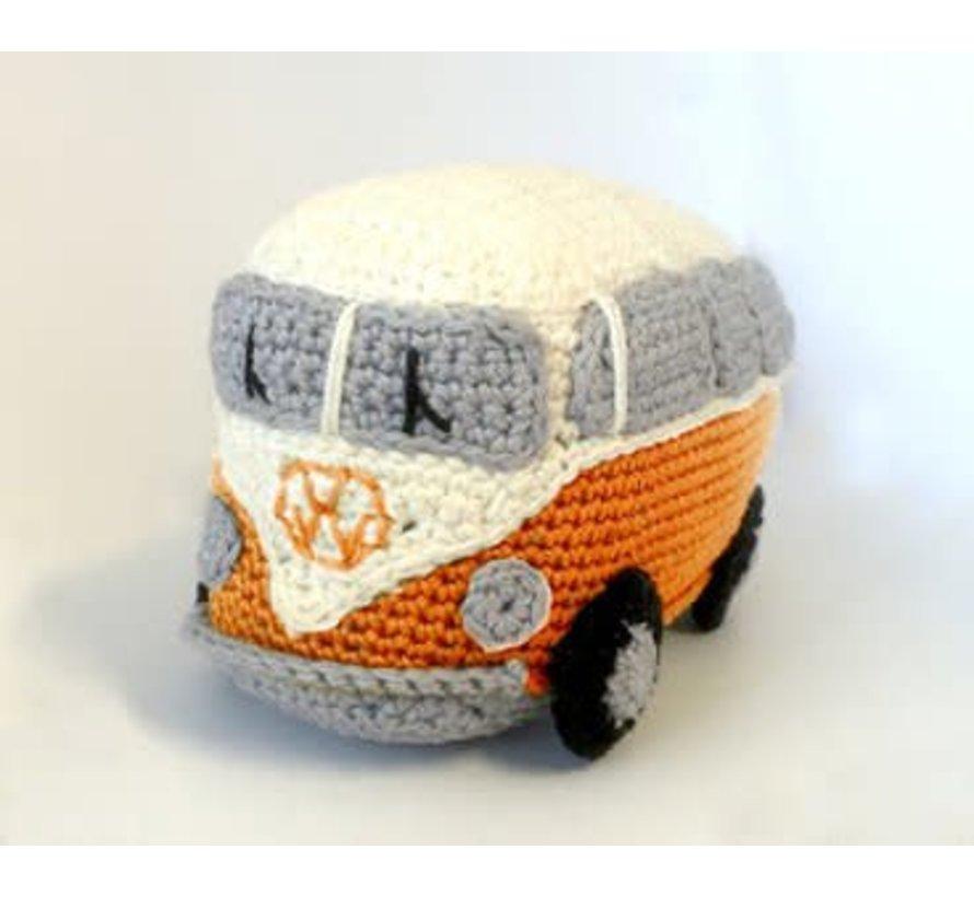 Hardicraft Haakpakket Retro VW Bus Oranje