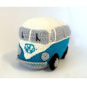 Hardicraft Hardicraft Haakpakket Retro VW Bus Blauw