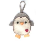Hardicraft Hardicraft Wolviltpakket Seasonal Editions Pinguin hanger