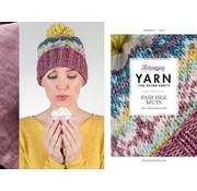 Scheepjes YARN the After Party NO. 7 Fair Isle Hoed