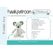 Marlaine Haakpatroon Koala Ivy Boekje