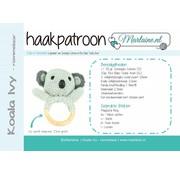 Marlaine Haakpatroon Koala Ivy Rammelaar Boekje