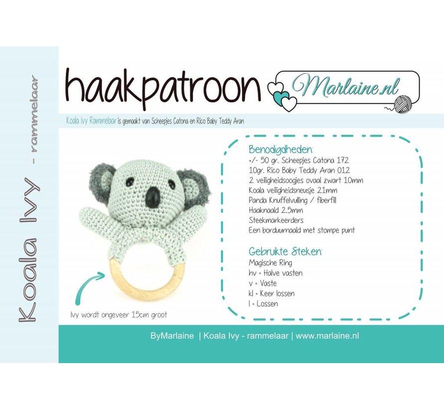 Patroonboekje Koala Ivy Rammelaar