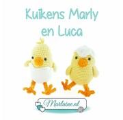 Marlaine Haakpatroon Kuikens Marly en Luca PDF