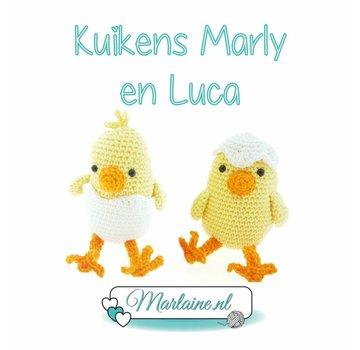 Marlaine Haakpatroon Kuikens Marly en Luca Download