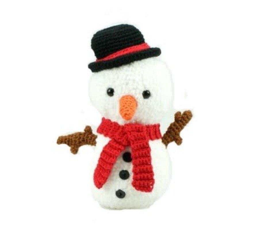 Haakpatroon Sneeuwpop Milo Download