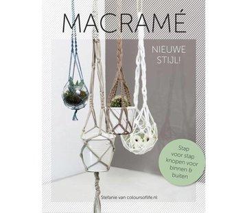 Uitgeverij Macramé nieuwe stijl - Stefanie van Wendel - De Joode