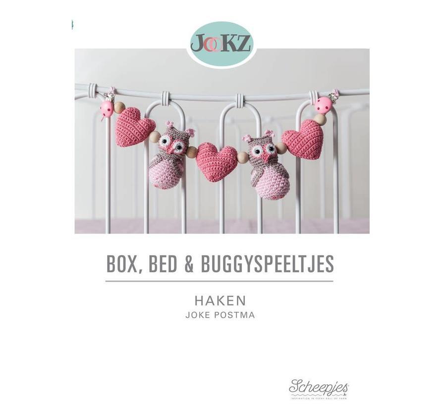 Box, Bed & Buggy Speeltjes Haken - Joke Postma