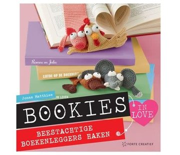 Bookies in Love - Jonas Matthias