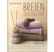 Breien Steek voor Steek - Alina Schneider