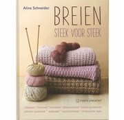 Uitgeverij Breien Steek voor Steek - Alina Schneider
