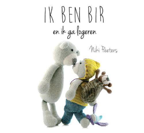 Uitgeverij Ik ben Bir en ik ga logeren - Niki Peeters