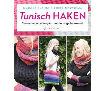 Tunisch haken - Margje Enting