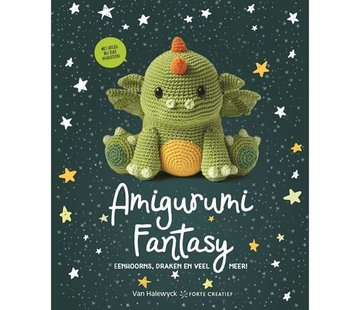 Uitgeverij Amigurumi Fantasy - Joke Vermeiren