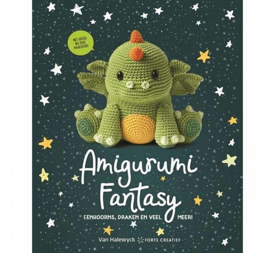 Amigurumi Fantasy - Joke Vermeiren