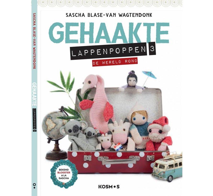 Gehaakte Lappenpoppen 3 - Sascha Blase van Wagtendonk