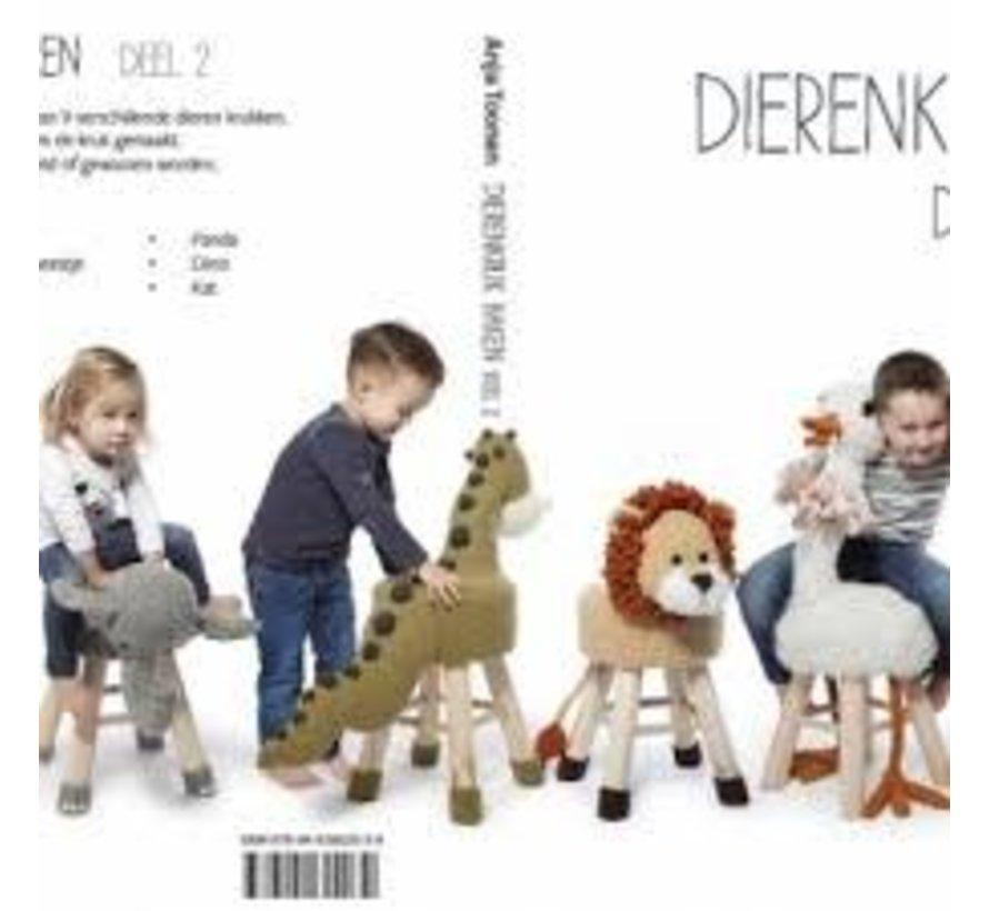 Dierenkruk Haken Deel 2 Anja Toonen Marlaine Creatieve Webshop