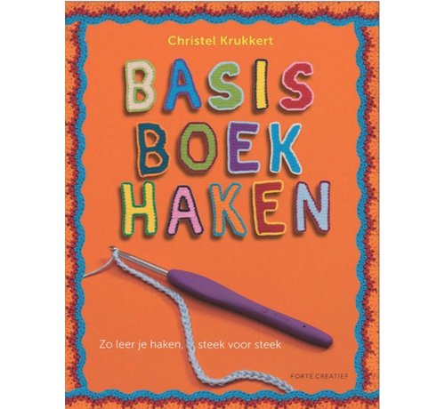 Basisboek Haken - Christel Krukkert