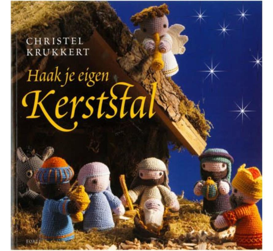 Haak Je Eigen Kerststal Christel Krukkert Marlaine Creatieve Webshop