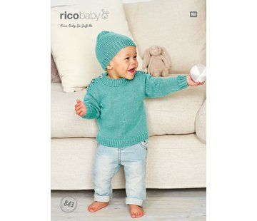 Rico Design Rico Design Rico Baby So Soft 843