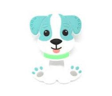 Huismerk Bijtring Hond siliconen