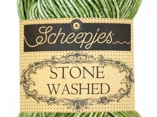 Scheepjes Scheepjes Stonewashed 806 Canada Jade