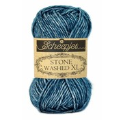 Scheepjes Scheepjes Stonewashed XL 845 Blue Apatite