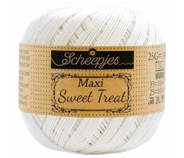 Scheepjes Scheepjes Maxi Sweet Treat 105 Bridal White