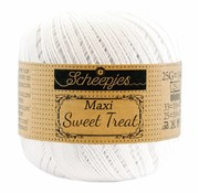 Scheepjes Scheepjes Maxi Sweet Treat 106 Snow White