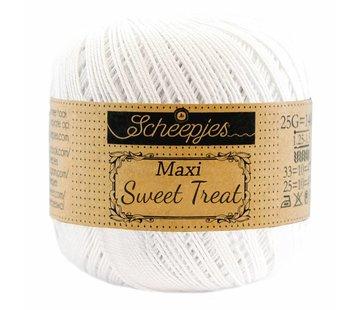 Scheepjes Scheepjes Maxi Sweet Treat 106 Snow White