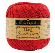 Scheepjes Scheepjes Maxi Sweet Treat 115 Hot Red
