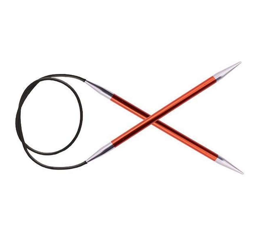 KnitPro Zing Rondbreinaald 60cm
