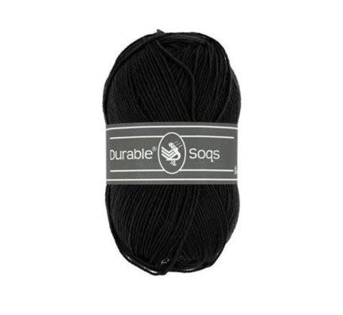 Durable Durable Soqs 325 Black