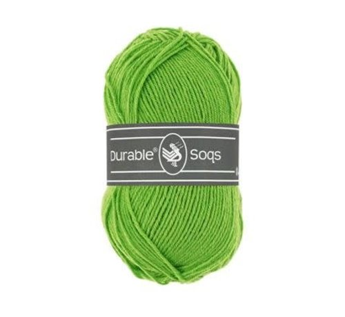 Durable Durable Soqs 403 Parrot Green