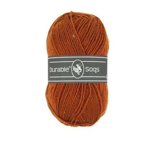Durable Durable Soqs 417 Bombay Brown